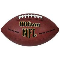 Football Wilson NFL Super Grip Fußball, braun, Official