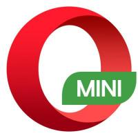 Webbrowser Webbrowser Opera Mini