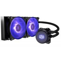 CPU Wasserkühler Cooler Master MasterLiquid ML240L RGB Wasserkühlung '240mm Radiator, All-In-One, RGB LED' MLW-D24M-A20PC-R1