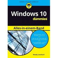 Windows 10 Alles-in-einem-Band für Dummies