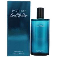 After Shave Lotion Davidoff COOL WATER homme / man, After shave, 1er Pack (1 x 125 ml)