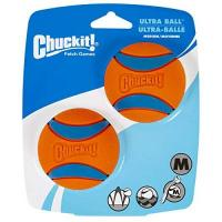 Hundeball Chuckit! Ultra Ball Medium 2-er Pack