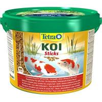 Koifutter Tetra Pond Koi Sticks, 10 L