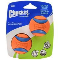 Hundeball Chuckit! Ultra Ball Small 2-er Pack