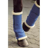 United Sportproducts Germany USG 14560005 Wrme- und Transportgamasche Nylon/Webpelz, kurz, blau 4tlg.