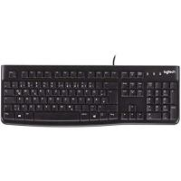 Keyboard Logitech Keyboard K120 (QWERTZ, deutsches Tastaturlayout)