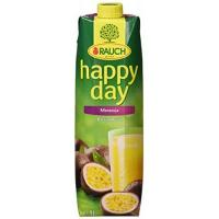 Maracujasaft Rauch Happy Day Maracuja, 6er Pack (6 x 1 l Packung)