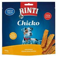 Hundeleckerlies Rinti Extra Snack Chicko Huhn Megapack 500g