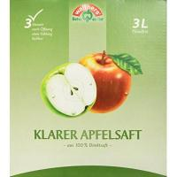 Apfelsaft Walthers Apfelsaft Direktsaft klar, 2er Pack (2 x 3 l Saftbox)