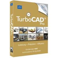 3D Drucker Software Turbo Cad V 18 Pro Basic incl. 3 D Symbole