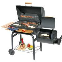 Grill Smoker Grill`n Smoke Smoking Classic Barbecue Grill & Smoker
