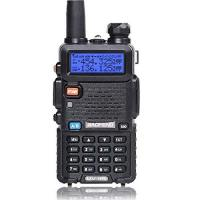 Weltempfänger BaoFeng UV-5R 136-174/400-480 MHz Dual-Band DTMF CTCSS DCS FM Ham Two Way Radio