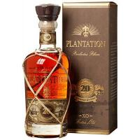 Brandy Plantation Barbados Extra Old 20th Anniversary Rum (1 x 0.7 l)