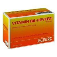 Vitamin B6 Hevert Tabletten 100 stk