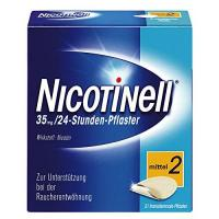 Nicotinell 35mg/24 Stunden 21 stk