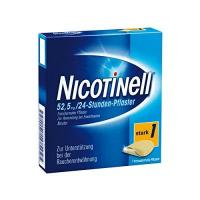 Nikotinpflaster Nicotinell 52,5 mg 24 Stunden Pflaster, 7 St.
