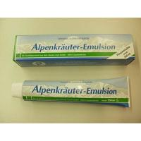 4x Alpenkräuter-Emulsion 200ml