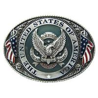 Belt Buckle Spirit of Isis B63 Buckle Gürtelschnalle The United States of America