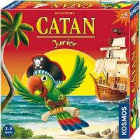 Elektronisches Brettspiel Kosmos 697495 - Catan Junior, Brettspiel, Strategiespiel