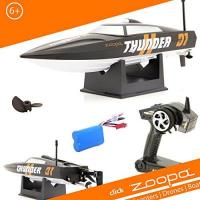 RC Motorboot ACME - zoopa Thunder | #01 Speedboot | inkl. 2,4Ghz Fernsteuerung | Ready to Race (ZA0100)