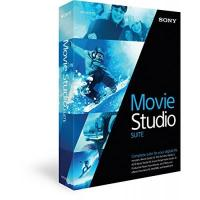 Videobearbeitungsprogramm SONY Movie Studio 13 Suite Box