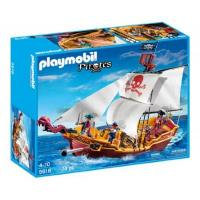 Playmobil Piratenschiff Playmobil Red Serpent Piratenschiff.