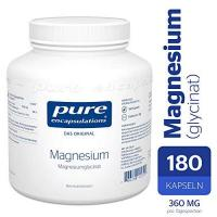 Pure Encapsulations Pure Encapsulations Magnesium-Glycinat Kapseln, 180 St