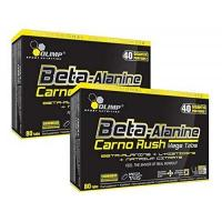Beta-Alanin Olimp Beta-Alanin Carno Rush 160 Tabletten, 2er Pack á 80 Tabs. (2 x 142,4g)