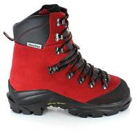 Treemme 1108/R Forststiefel Rot EU 43