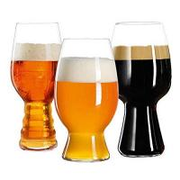 Craft Beer Spiegelau & Nachtmann, 3-teiliges Kraftbier-Glas-Set, Tasting-Kit, Kristallglas, 540/600/750 ml, 4991693, Craft Beer Glasses