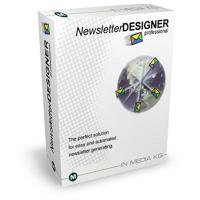 Newsletter Software NewsletterDesigner - Software zur Erstellung von Newslettern