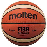 Basketball Molten Basketball, Orange/Ivory, 7, BGM7X