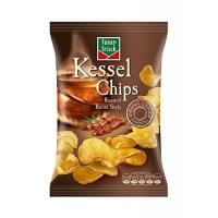 funny-frisch Kessel Chips Roasted Bacon, 120 g
