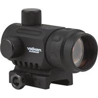 Paintball-Visiere Valken V Tactical Red Dot RDA20 - schwarz