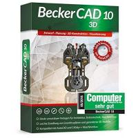 CAD-Software Becker CAD 10 3D