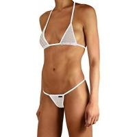 Microbikini Sohimary 205 Micro Mini Bikini String Made IN Deutschland Tanga