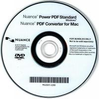 PDF-Software Nuance Power PDF Standard DEUTSCH - WINDOWS - OEM - Vollversion - DVD (inkl. PDF Converter for MAC)