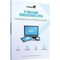 F-Secure Freedome VPN - 1 Jahr / 5 Geräte