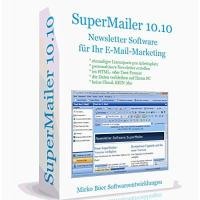 Newsletter Software Newsletter Software SuperMailer Professional Unlimited BCC Newsletter versenden