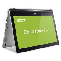 Chromebook Acer Chromebook R 13 (CB5-312T-K0YK) 33,8 cm (13,3 Zoll Full HD IPS 360°) Convertible Notebook (MediaTek Quad-Core MT8173C, 4GB RAM, 32GB eMMC, ac-Wlan, Bluetooth, HDMI, Google Chrome OS, Multi-Touch) silber