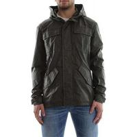 Bomboogie Herren Jacke GM4158TPA2, Grün (Dark Olive 341), Medium