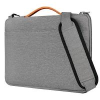 15 Zoll Laptop-Schultertasche Inateck 14-14,1 Zoll Laptop Schultertasche, Wasserdichte und verschleißfeste Laptop Hülle für 14-14,1 Zoll Laptops, Notebooks, Ultrabooks, 15 Zoll MacBook Pro Retina 2016/2017/2018(A1707/A1990), Grau