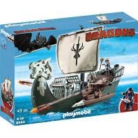 Playmobil Piratenschiff PLAYMOBIL 9244 - Dragos Schiff