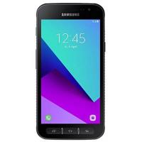 Outdoor-Handy Samsung Galaxy Xcover 4 Smartphone (12,67 cm (5 Zoll) Touch-Display, 16 GB Speicher, Android 7,0 Nougat) schwarz