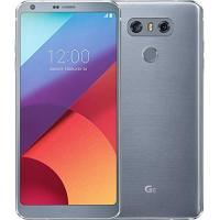 LG Smartphone LG G6 Smartphone (14,47 cm (5,7 Zoll) Display, 32 GB Speicher, Android 7.0) Platinum