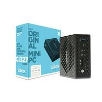 Firewall ZOTAC ZBOX CI327 nano mini-PC Barebone (Intel N3450 quad-core, Intel HD Graphics 500, lüfterlos)