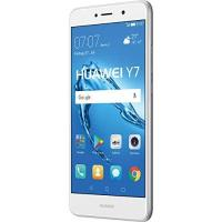 5,5 Zoll Smartphone Huawei Y7 Smartphone (14 cm (5,5 Zoll) Display, 16 GB Speicher, Android 6.0) grau/silber