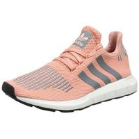 adidas Damen Swift Run W Laufschuhe, Mehrfarbig (Trace Pink F17/Grey Three F17/Crystal White S16), 39 1/3 EU