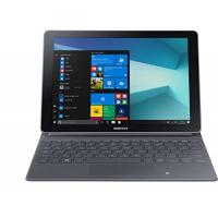 13 Zoll Notebook Samsung Galaxy Book W620 26,92 cm (10,6 Zoll) Convertible Tablet PC (Intel Core m3 7Y30, 4GB RAM, 64GB Speicher, Windows 10 Home) silber