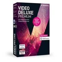 MAGIX Video deluxe – 2018 Premium – Professionelle Videobearbeitung für Windows
